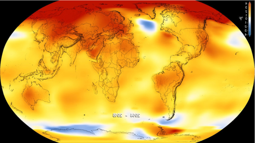 NEW! What's the Difference Between Global Warming and Climate Change?
